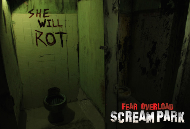 photo credit Fear Overload Scream Park