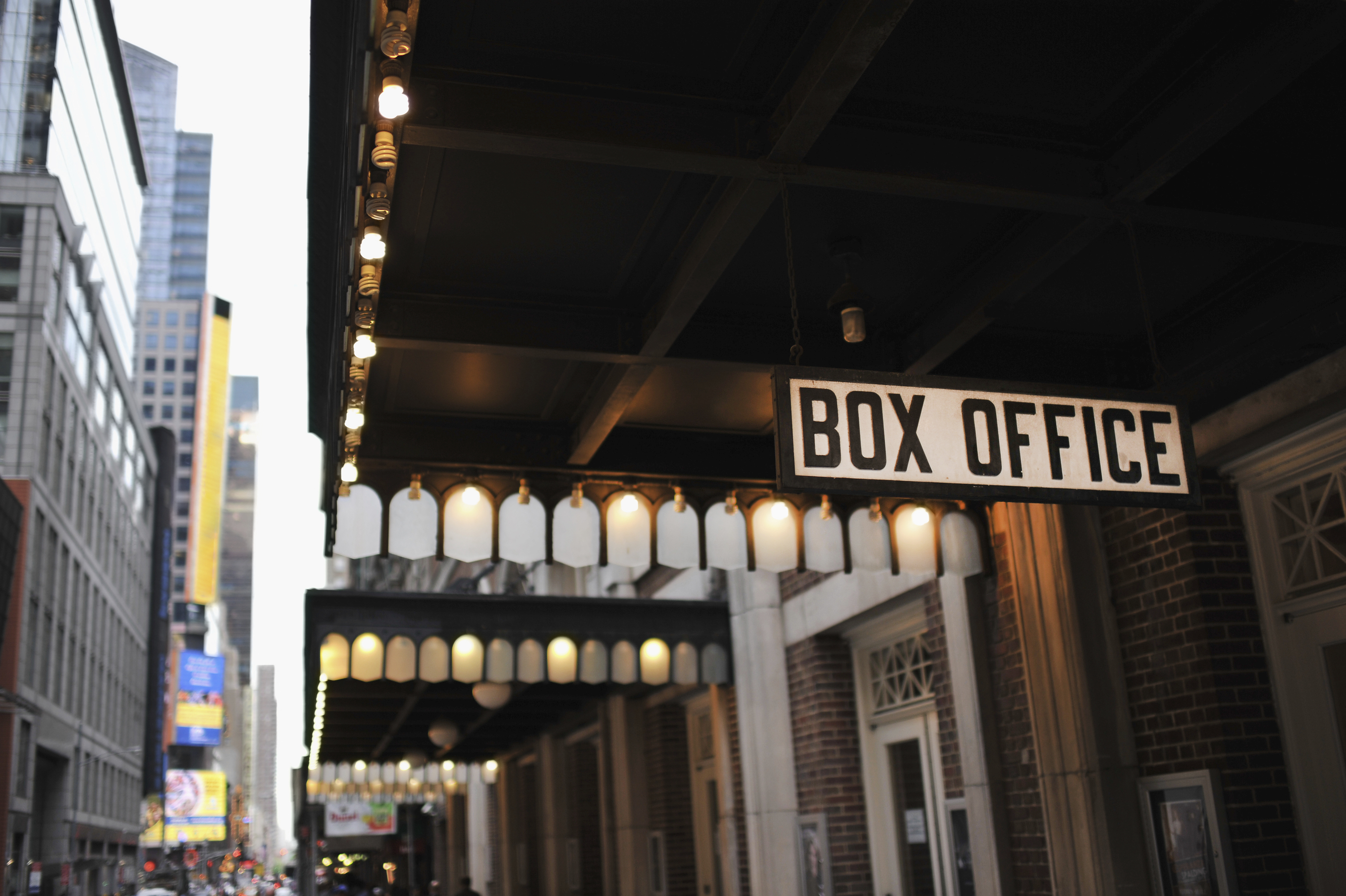 New York City Box Office