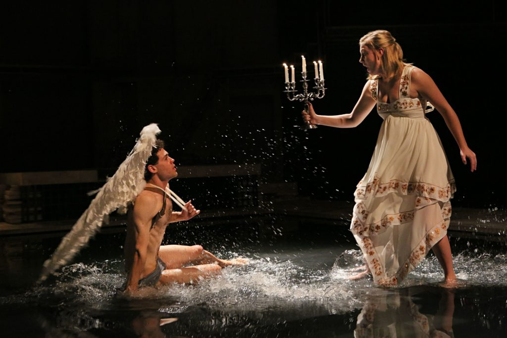 Photo Credit: still from the PlayMakers Repertory Company production of Metamorphoses, Michal Daniel
