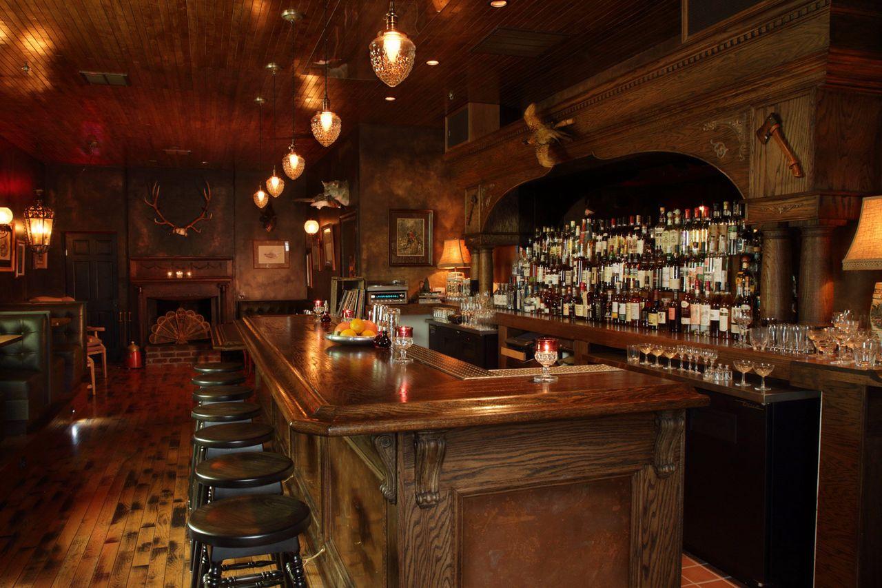 old man bar LA