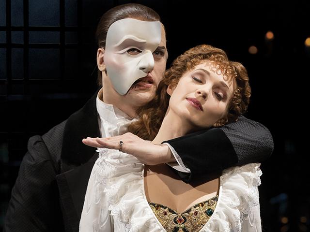 Photo Credit: Phantom of the Opera