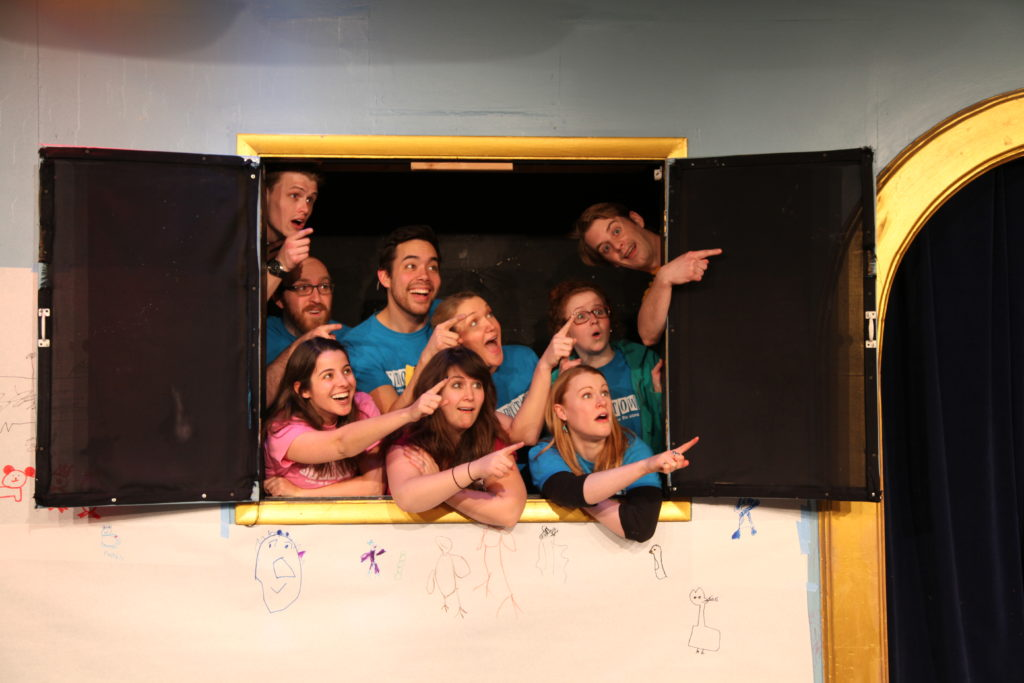 Photo Courtesy of Story Town Improv