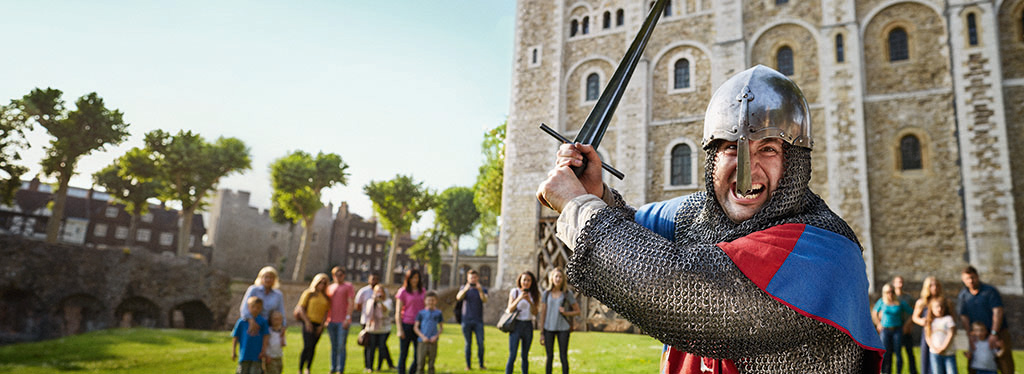 Tower of London Knight