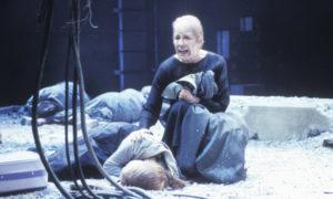 still from the Goodman Theatre production of Trojan Women, photo credit Goodman Theatre