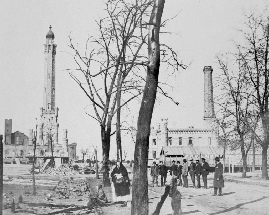 photo credit Chicago Historical Society