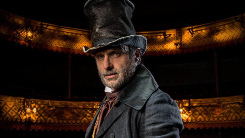 Andrew Lincoln A Christmas Carol
