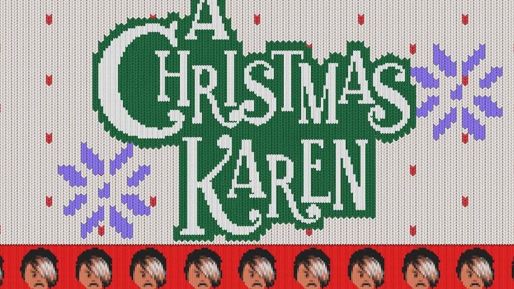 A Christmas Karen